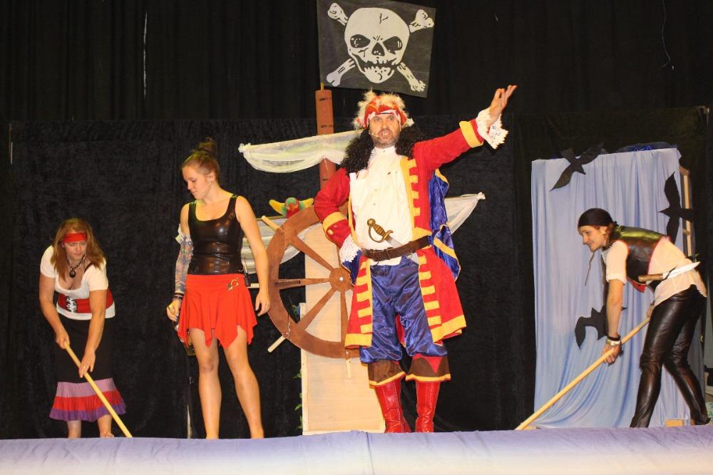 Muzikál Za Pirátským Pokladem